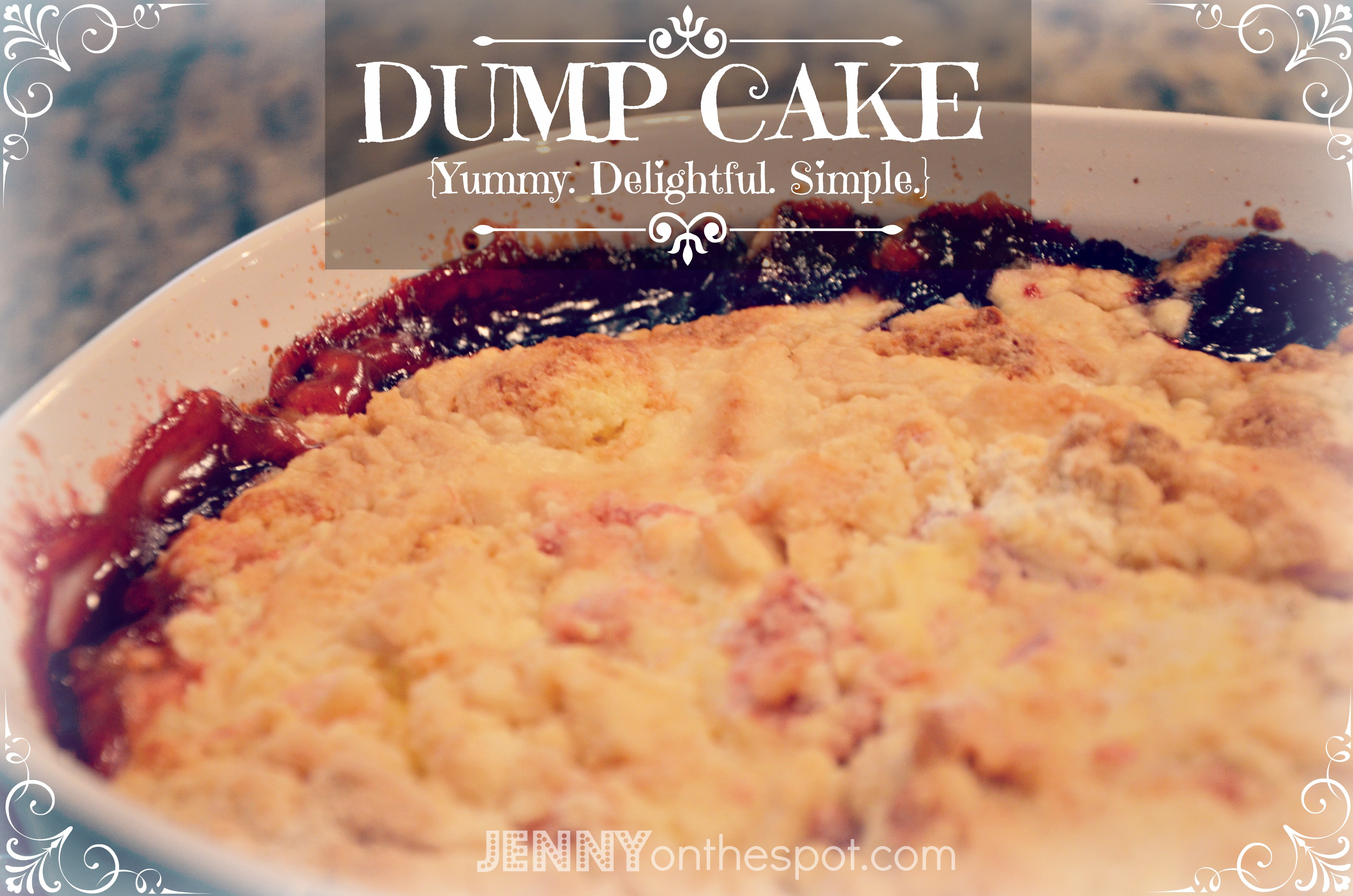 leches cake p i g cake dump cakes cover dump cake maybe you re not so ...