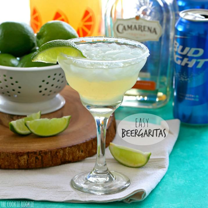 15 Super Bowl Party Recipes: Beergaritas