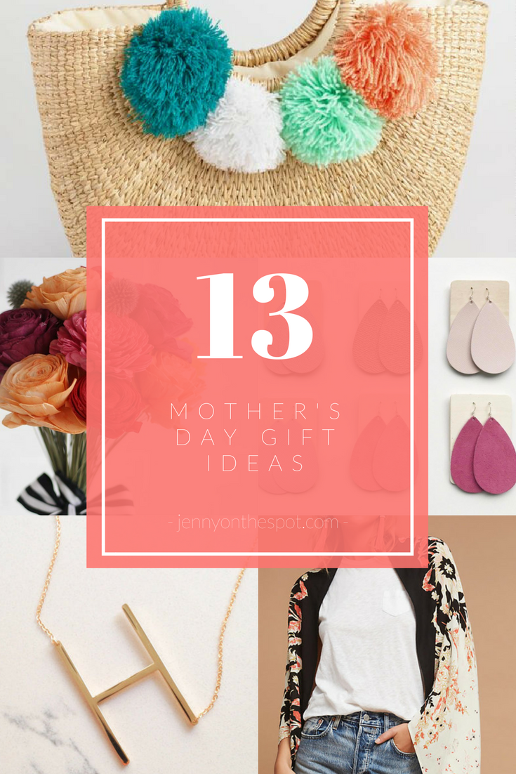 13 Mothers Day gift ideas