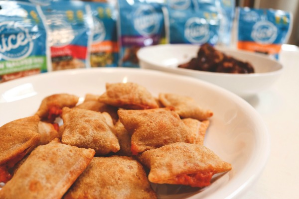 Nice! pizza rolls from Walgreens