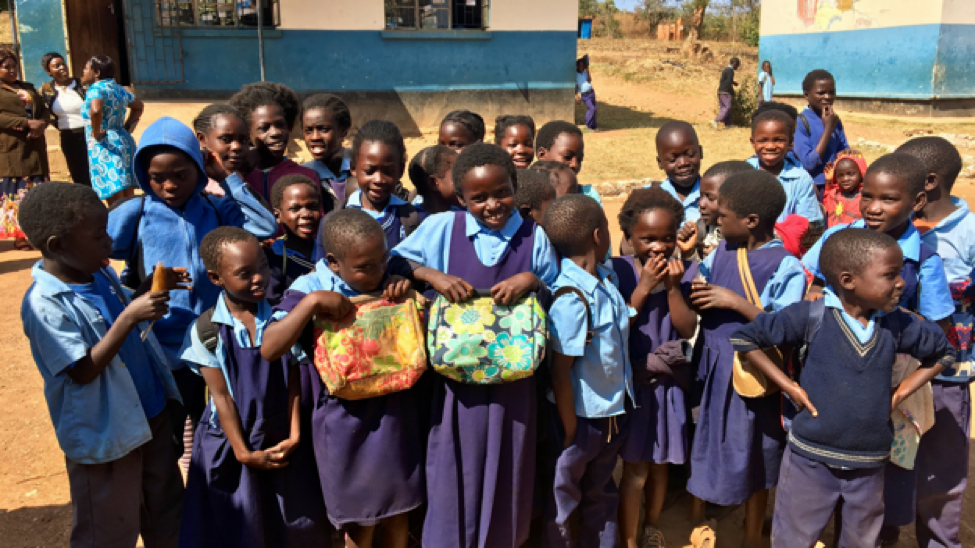 World Vision & Thirty-One GIfts