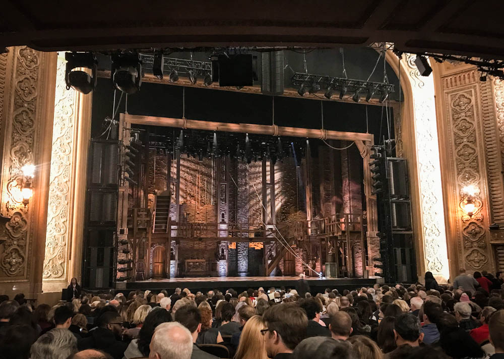 Theatre Review: Hamilton at the Paramount in Seattle - Jenny On the Spot